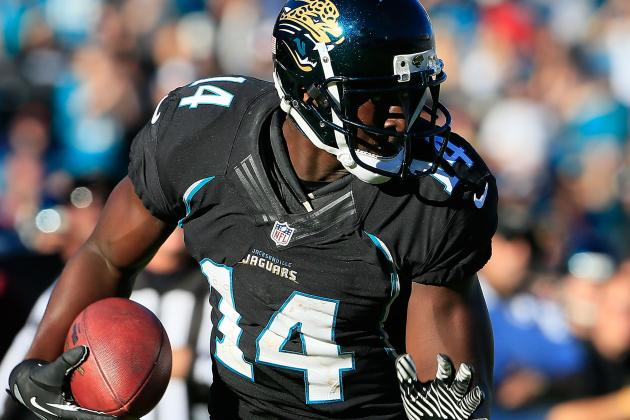 Jaguars' Blackmon Biding Time
