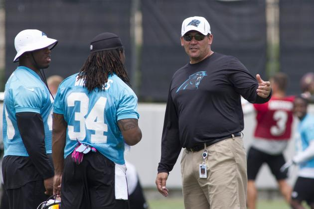 Eight in the Box: NFC South Camp Battles