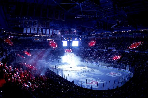 Plans for New Red Wings Arena in Detroit Spark Criticism