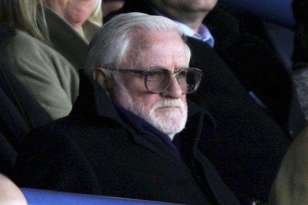 Leeds Announce Ken Bates Is No Longer with Club