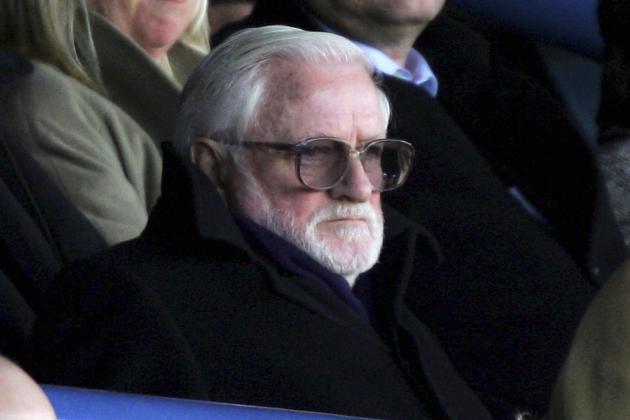 Leeds Announce Ken Bates Is No Longer with Club