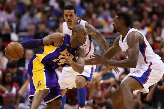 Report: Clippers and Lakers Open 2013-2014 Season Against Each Other