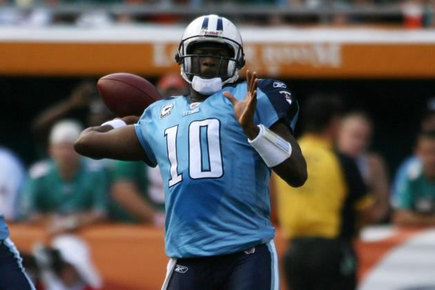 Griffin: Vince Young Can Still Play
