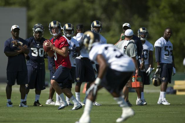 Rams Report: Big Crowd Enjoys Rams First Full-Squad Workout