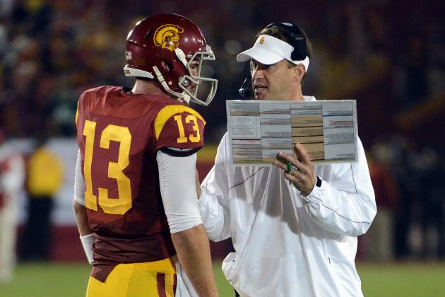 Lane Kiffin Confirms He Will Call Plays in 2013