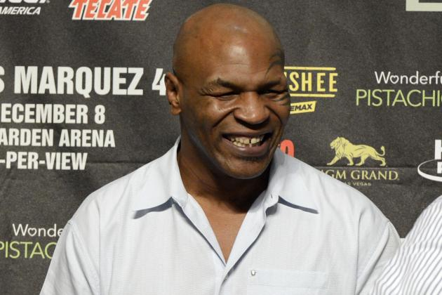 Tyson to Be Inducted into Nevada Hall of Fame