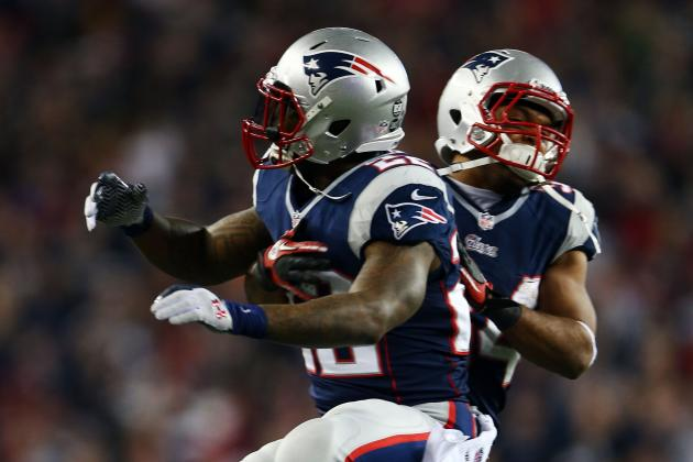 Breaking Down the New England Patriots' Loaded Backfield