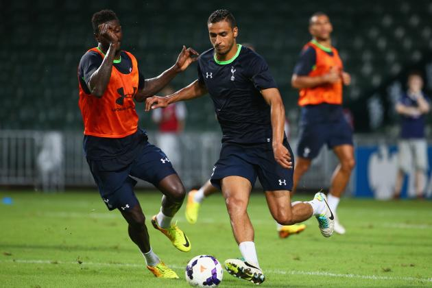 Tottenham Transfer News: Scouting Newest Spurs Transfer Nacer Chadli