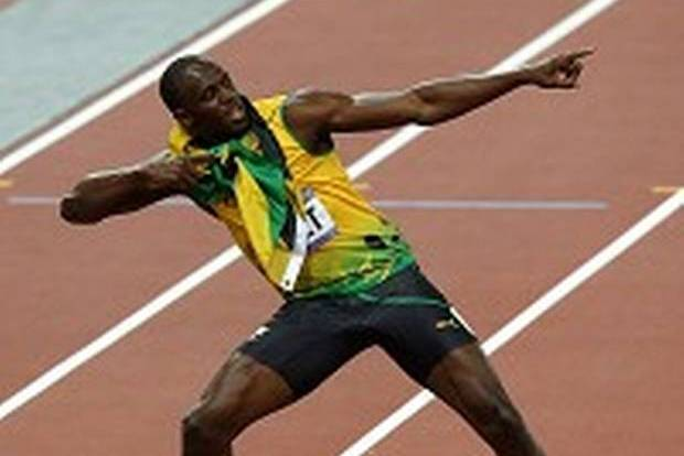 Bolt Crushes, Wins 100-Meter at Anniversary Games