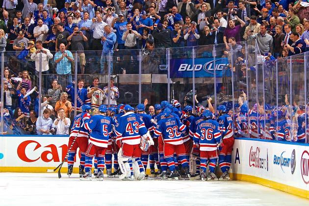Is New Era on Horizon for Rangers After Latest Madison Square Garden Vote?