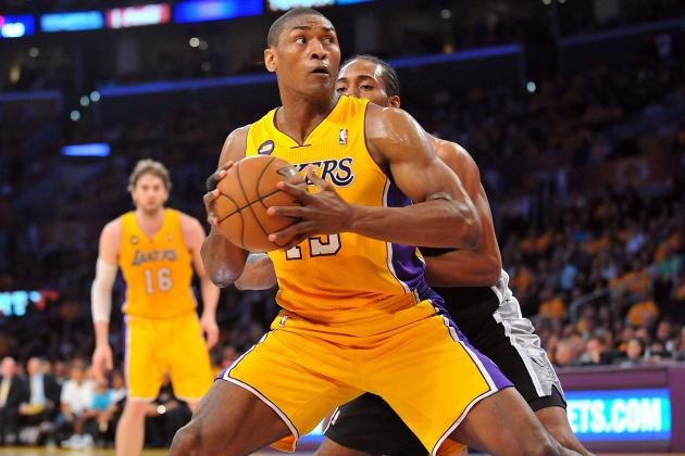 Metta World Peace Wise to Pick New Nickname Instead of Full-Fledged Name Change