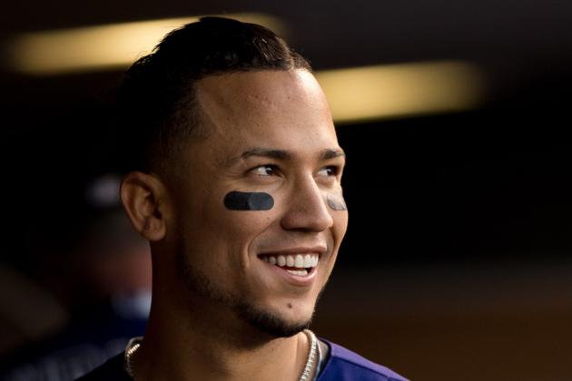Carlos Gonzalez (Finger) out Tonight vs. Brewers
