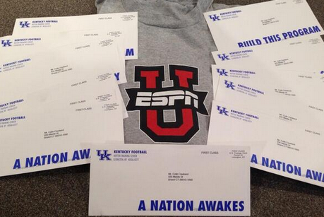 Mark Stoops Sends Colin Cowherd 50 Letters in Response to Criticism