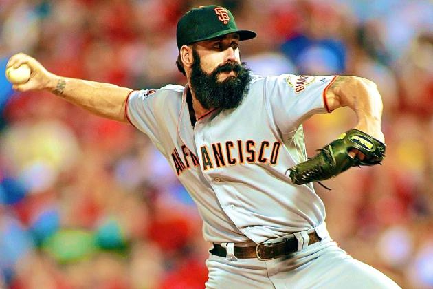 Updating Brian Wilson's Top Suitors, Best Fits After Impressive Workout