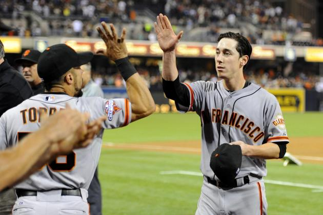 The Future of the San Francisco Giants' Starting Rotation