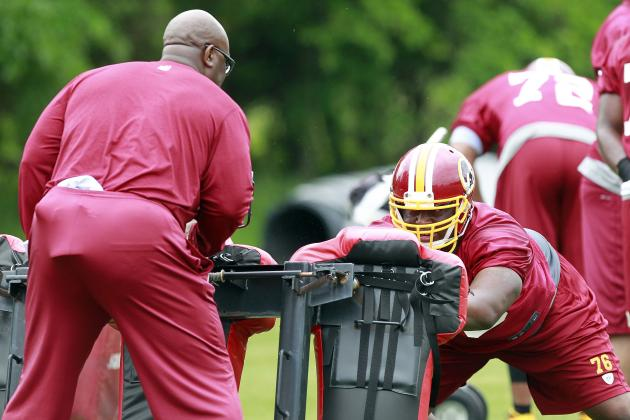 Washington Redskins Defensive End Dominique Hamilton Thrust into Starting Role