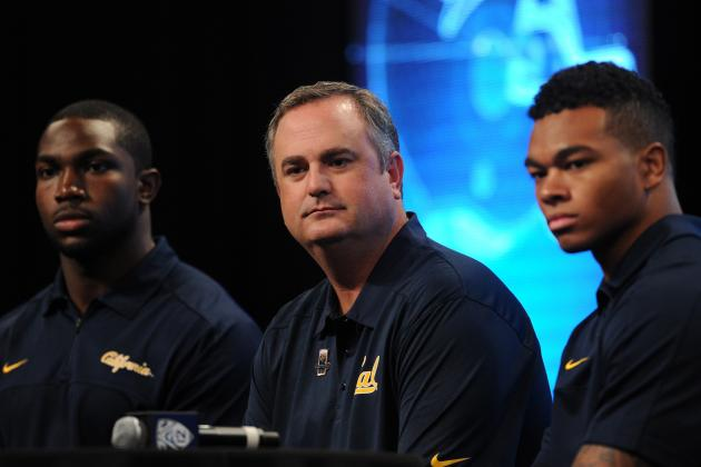 Cal Coach Sonny Dykes on Tough Nonconference Schedule