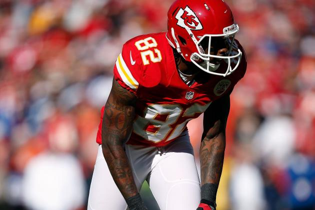 Bowe Sidelined by Virus, Expected to Return Soon