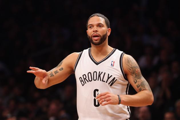 Brooklyn Nets: Is This Deron Williams' Year?