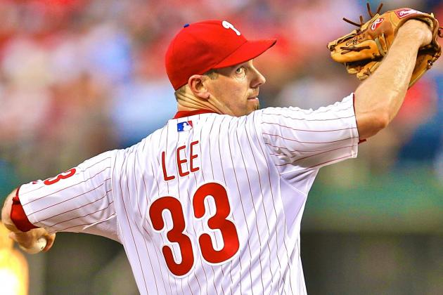 Cliff Lee Trade Rumors: Latest Buzz on Red Sox and More Interested in SP