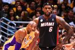 LeBron Passes Kobe as NBA's Most Popular Player