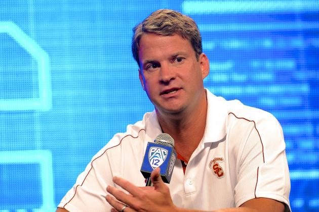 Lane Kiffin Admits Poor 2012 Season Impacted His 2013 Recruiting Class