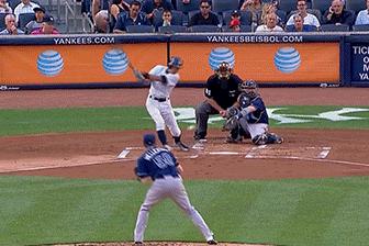 Rays vs. Yankees Video: Watch Jeremy Hellickson Snag Screaming Line Drive