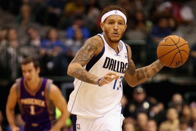 Chicago Bulls: Delonte West Is a Low-Risk, High-Reward Free Agent Target