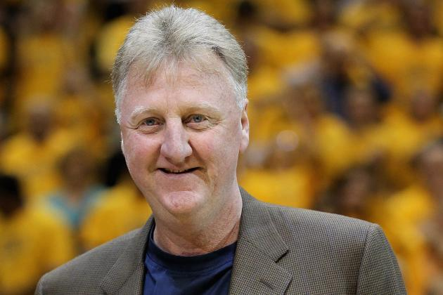 Indiana State to Build on-Campus Statue of Larry Bird