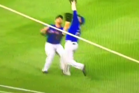 Watch Mets' Justin Turner Make Catch Despite Nasty Collision with Andrew Brown
