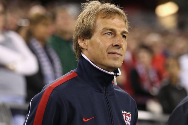 Klinsmann's Spot for Gold Cup Final Still Unknown