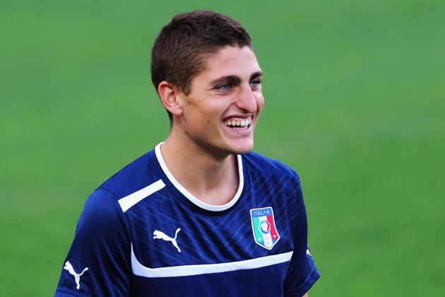 Manchester United Transfer Rumours: Marco Verratti Would Excel at Old Trafford