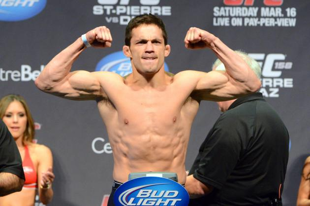 UFC on Fox 8: How Ellenberger vs. MacDonald Impacts the Welterweight Division