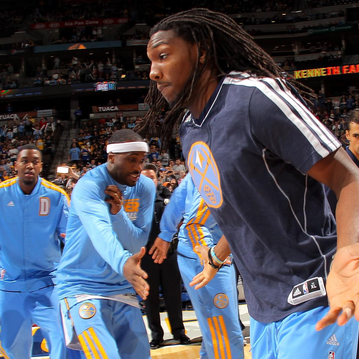Nuggets Starting Lineup: Denver Nuggets Have Lots Of Starting Lineup Options For