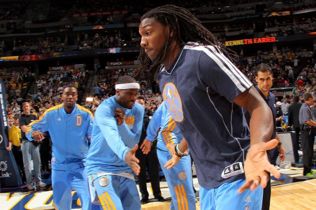 Denver Nuggets Have Lots of Starting Lineup Options for 2013-14