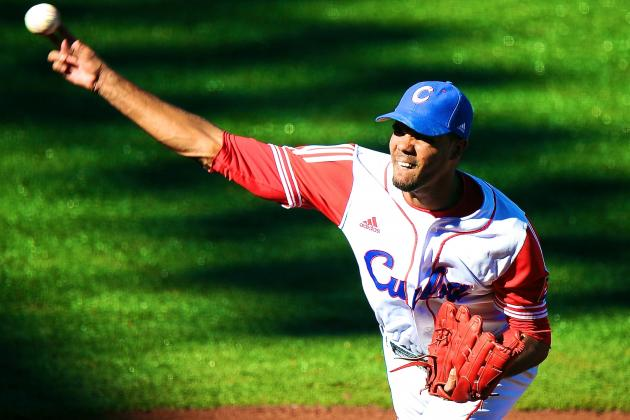 RHP Alfredo Gonzalez and Philadelphia Phillies Reportedly Agree to 6-Year Deal