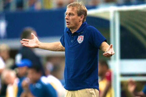 Jurgen Klinsmann Suspended For 2013 CONCACAF Gold Cup Final