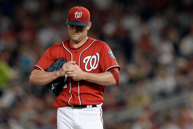 Nats Option Drew Storen to Triple-a Syracuse (updated)