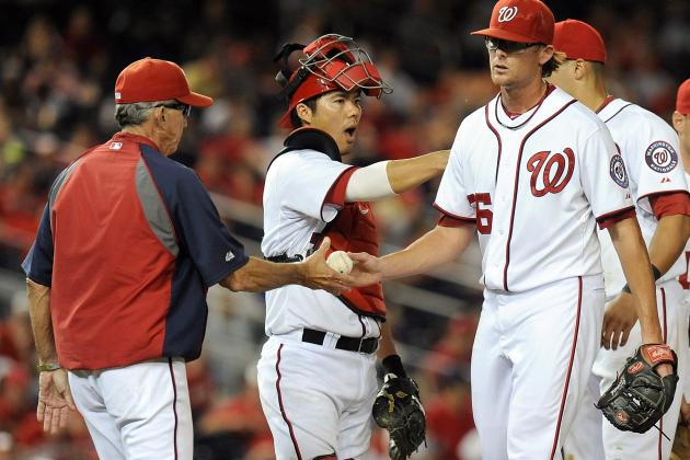 Clippard Critical of Nationals' Handling of Storen