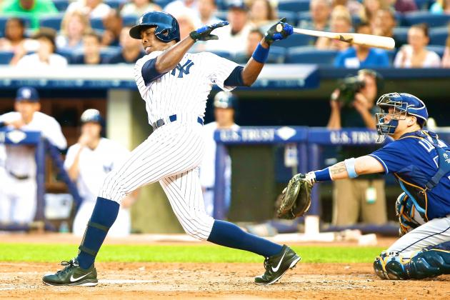Grading Alfonso Soriano's Return to the New York Yankees