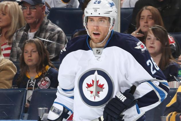 Blake Wheeler Lands Six-Year Contract