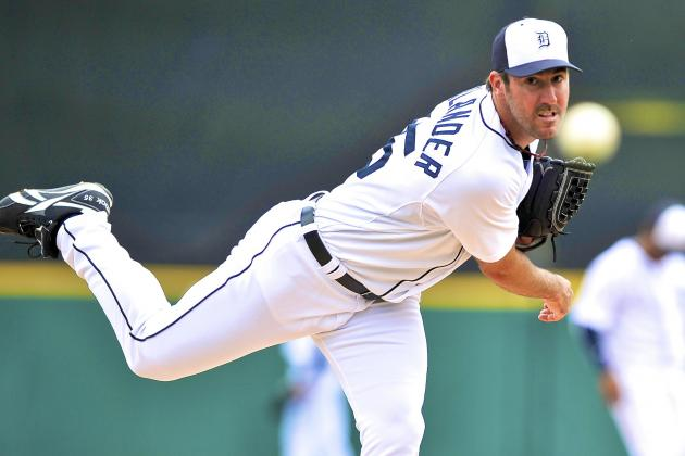 Fantasy Baseball: Justin Verlander and the Uncertainty of Top Starting Pitchers