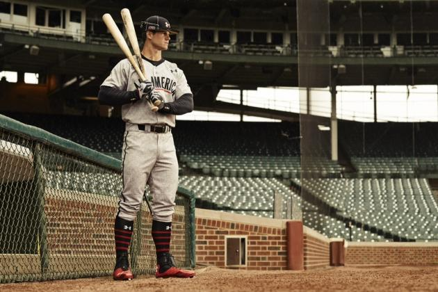 Cal Ripken Teams with Under Armour to Preview New All-America Uniforms