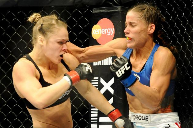 Andrade vs. Carmouche: Odds, Preview and Prediction for UFC on Fox 8 Bout