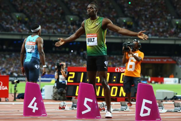 Sainsbury's Anniversary Games: Usain Bolt Ready to Carry Athletics Again