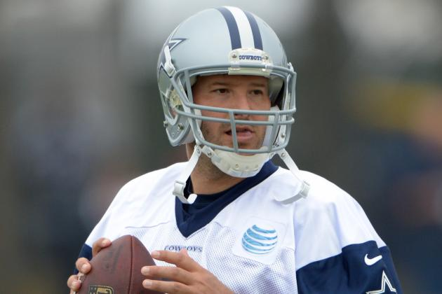 Garrett Says Romo Won't Play in Hall of Fame Game