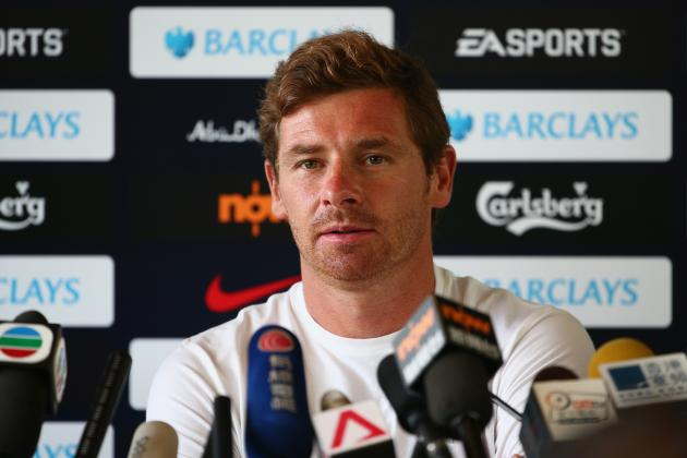 Andre Villas-Boas Needs Some Verbal Backing from Tottenham over Gareth Bale