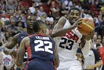 Cavs: Kyrie Irving Impresses Team USA Coaching Staff