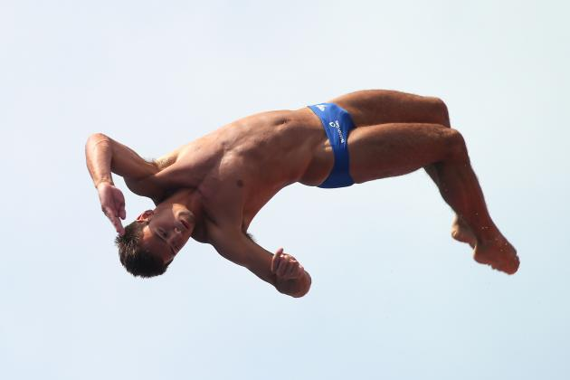 Tom Daley Needs to Treat World Championships as Catalyst for Success