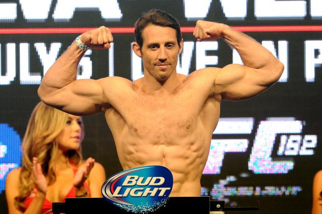 Tim Kennedy Confirms Fight with Vitor Belfort in Brazil
